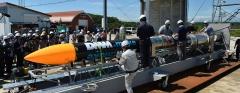 ISTロケット完成 打ち上げ準備万全 大樹で公開 写真8
