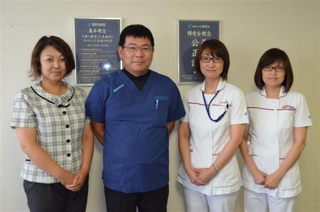 開西病院が在宅診療科立ち上げ 古賀正和医師着任