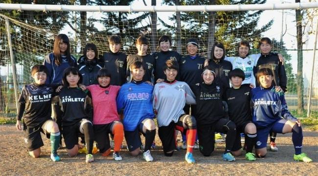 女子サッカー帯北、帯大谷闘志、7日から道選手権