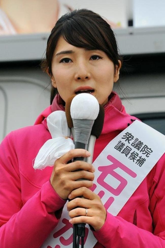 石川香織候補が第一声「6次化で雇用確保を」