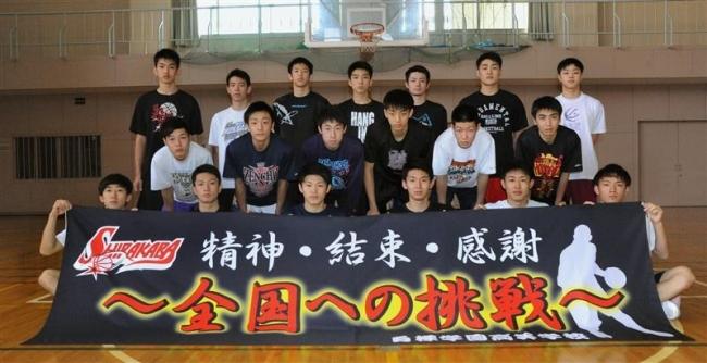 十勝勢4校道予選へ闘志、バスケウインターカップ