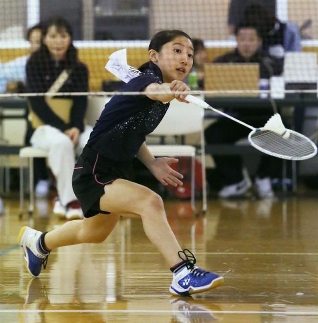 5年生広瀬上級生制してV、全十勝小学生羽球鈴蘭大会