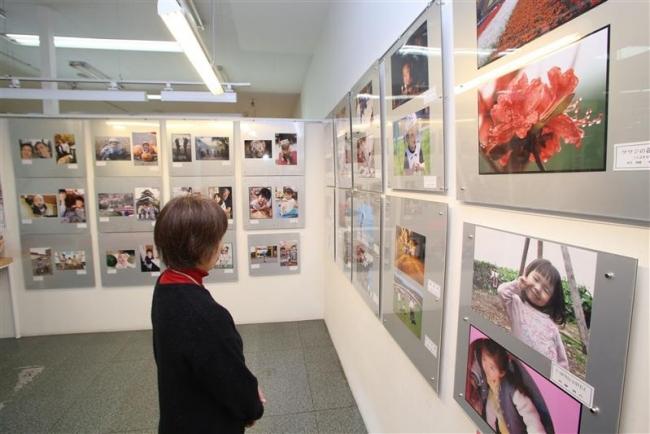 いっきゅうフォトギャラリーで「100人の写真展」