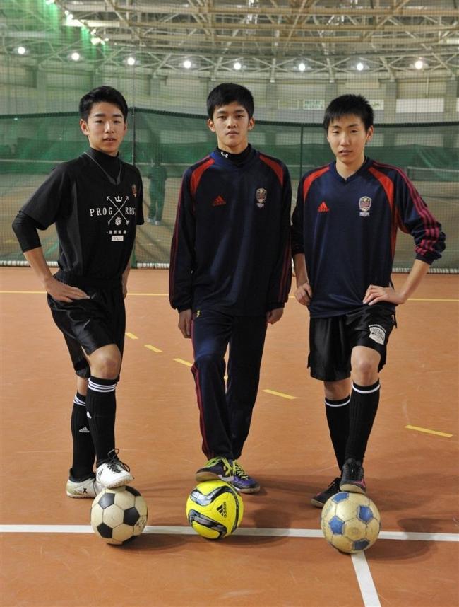 サッカープログレッソ成田、土江田、貝出Jユースへ