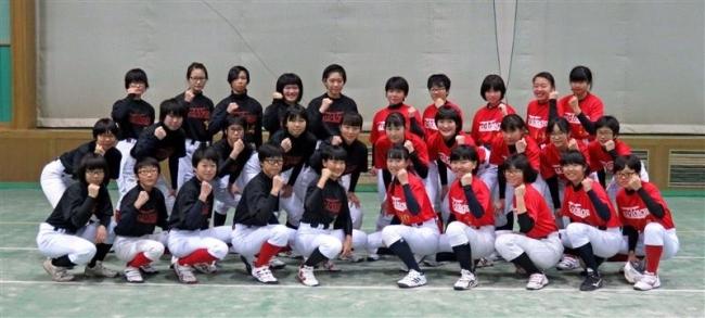 十勝選抜2チーム初V狙う 全道Jr.女子ソフトボール