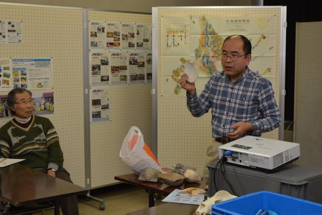 「化石の町」浦幌を知って 町立博物館が相次ぎ催し