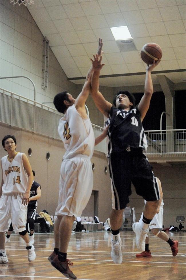 フライトク8V、JAM連覇 会長杯クラブバスケ