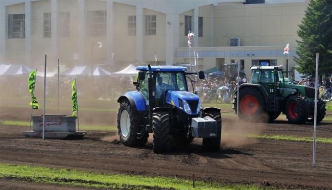 「トラクターばん馬」中止 防疫で新イベント模索 更別
