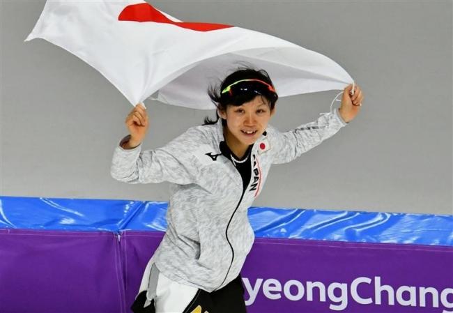 「応援が戦う勇気に」2つ目メダル獲得の高木美帆