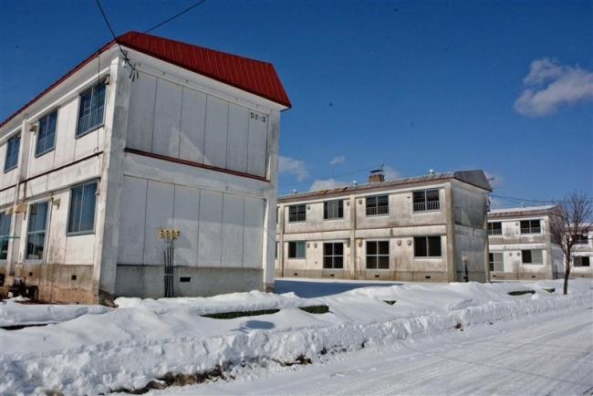公営住宅改築へ 浦幌・東山町団地 24年度までに13棟36戸