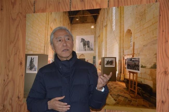 写真家太田宏昭さんの写真集発売を記念しサイン会