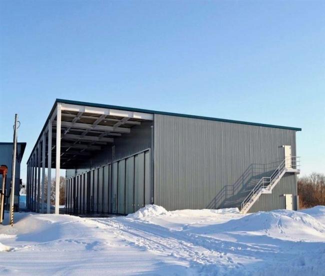 種イモの安定供給へ 新貯蔵施設が完成 JA豊頃町