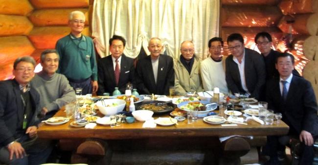 「生誕の地」杯実現を 芽室町GB推進協議会が秋田訪問