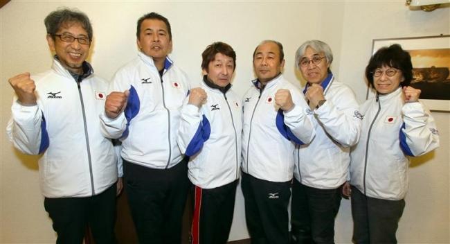 カーリング世界選手権へTOKACHIと女子の松井