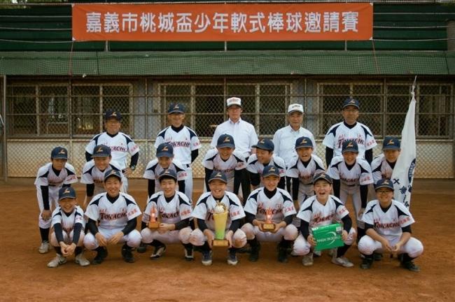 ALL TOKACHI連覇 日台交歓交流少年野球