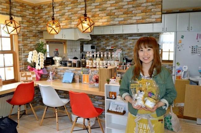 犬入店OKのカフェ「ちょここ」オープン 幕別初