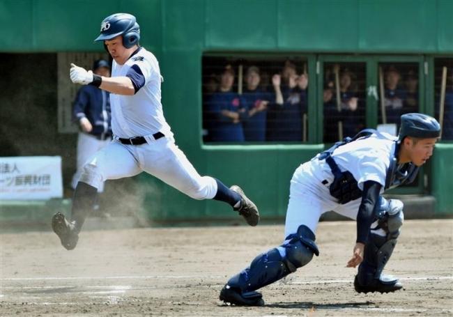 開幕戦で池田七回コールド勝ち、春季高校野球十勝支部