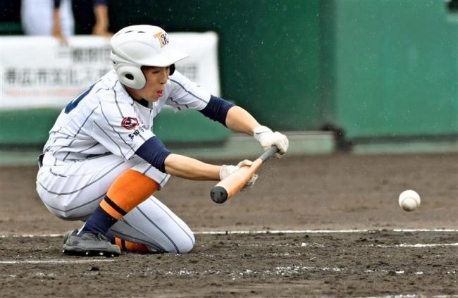 江陵8強一番乗り、広尾2回戦に 春季高校野球