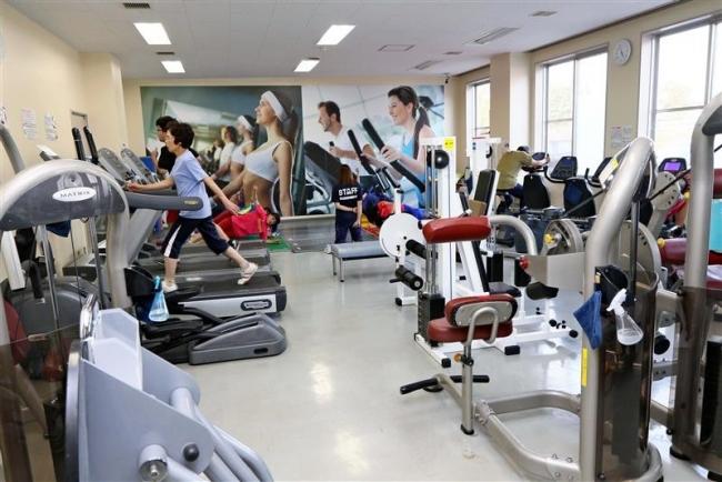 「トレーニング室」人気 士幌町総合研修センター