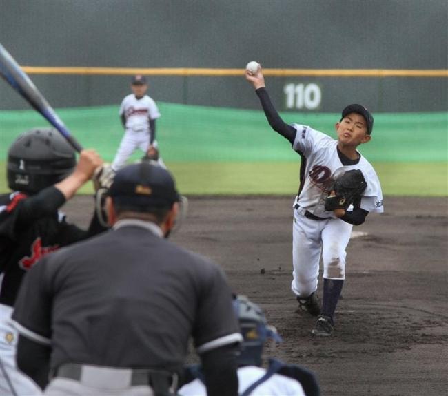 豊頃ドリームズ初V 全日本学童野球十勝支部予選