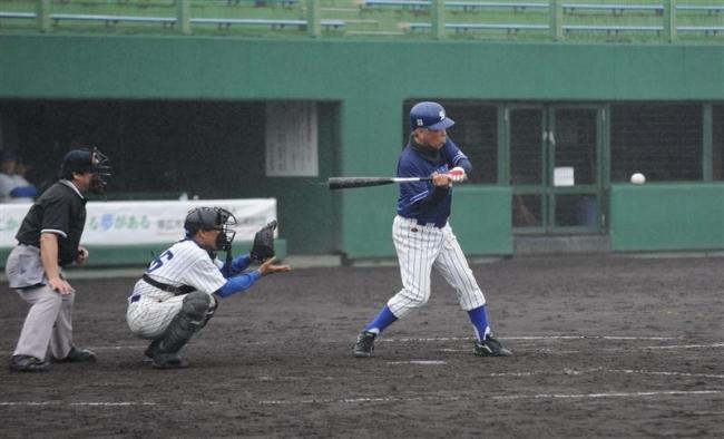 帯広シニアスターズ4強で同率V道古希軟式野球選手権