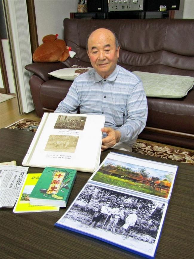光民、巌城、渡辺勝の写真
