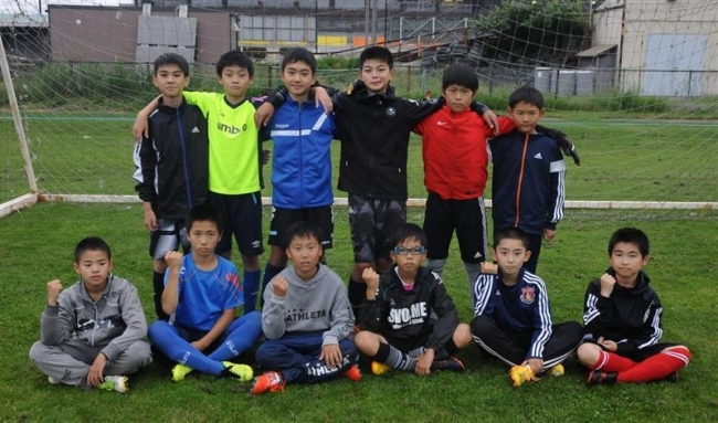 帯広FC全日本フットサルU12道大会出場に闘志