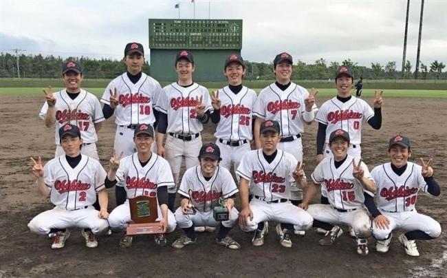 社会人硬式野球の帯広倶楽部、初の東日本大会へ闘志