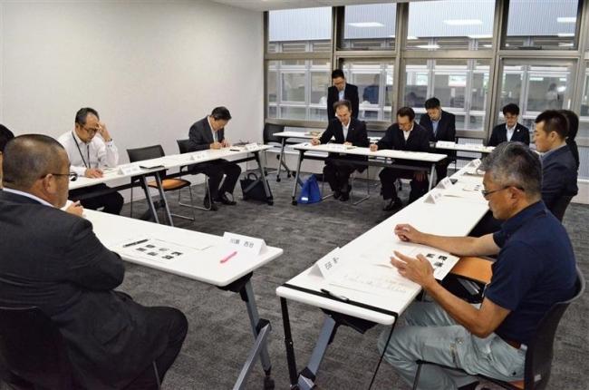 野球教室や講演会も 慶大野球部の幕別合宿