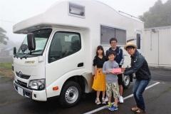 キャンピングカーのレンタル開始 JAGAの高木さん 3