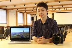 更別の澤田さん、映像作品が決勝戦へ 北海道150年コンテスト