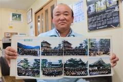 60歳の修学旅行 三条高27期が11月に還暦祝いで企画
