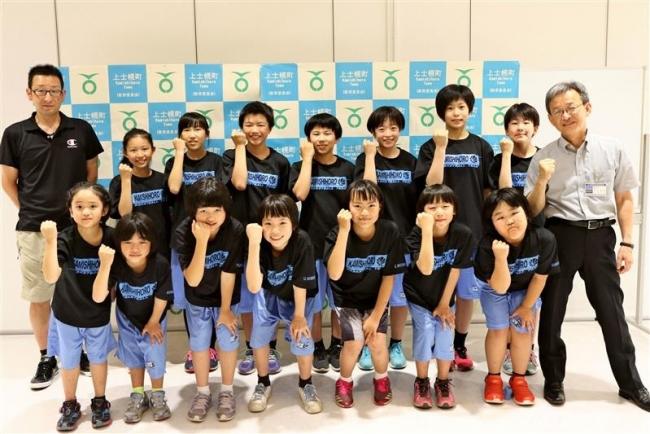初の全道へ決意 上士幌ミニバスケット少年団女子