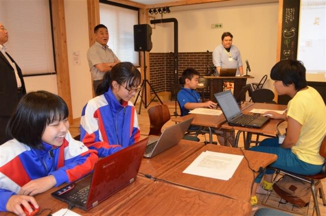 子ども向けプログラミング教育事業スタート 更別