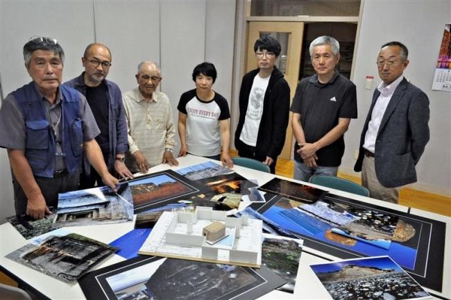 終戦73年目の十勝「トーチカをテーマに 9月に展示会」