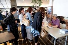 ジュエリーアイスとピアノが競演 浦島さんトークショー 2
