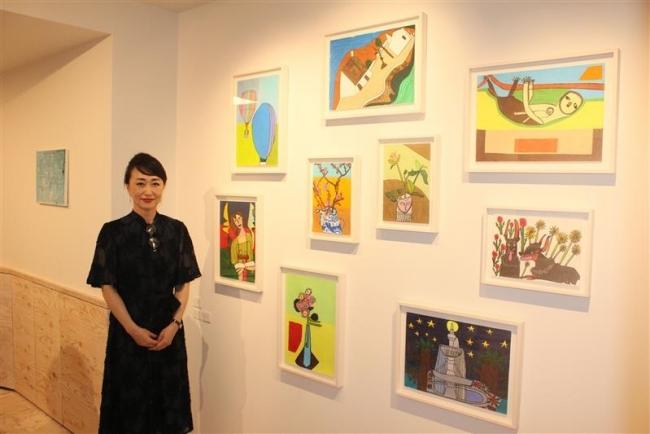 帯広出身の杉本さん 障害ある作家のためのギャラリー開設 東京