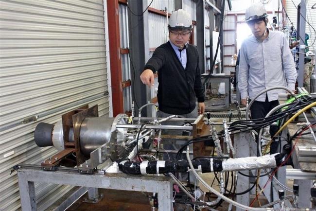観測ロケット3号機の実験開始 インターステラ
