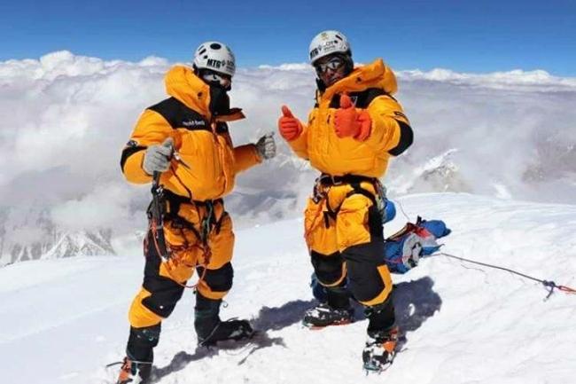 「頑張ったね」K2で滑落死渡辺さん 芽室の兄洋一郎さん