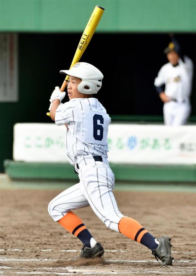 江陵1年生ら投打で活躍勝利、秋季高校野球支部予選