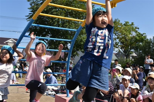 頑張れ! 十勝管内の幼稚園・保育園で運動会シーズン到来