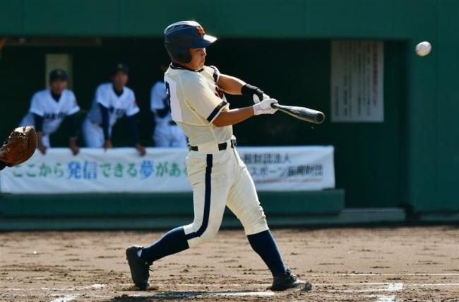 帯農2年連続代表に王手、秋季道高校野球予選