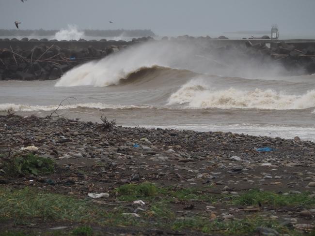 広尾で117ミリ JR運休、学校休校も 台風24号