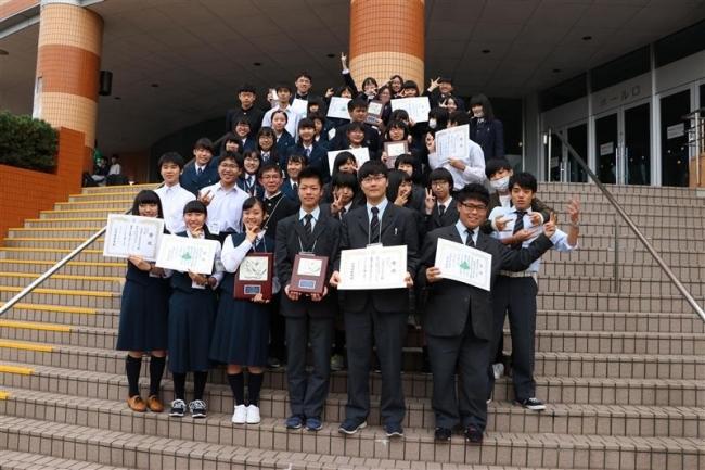 道高文連新聞コンクールで管内5校が入賞 柏葉は22回目最高賞