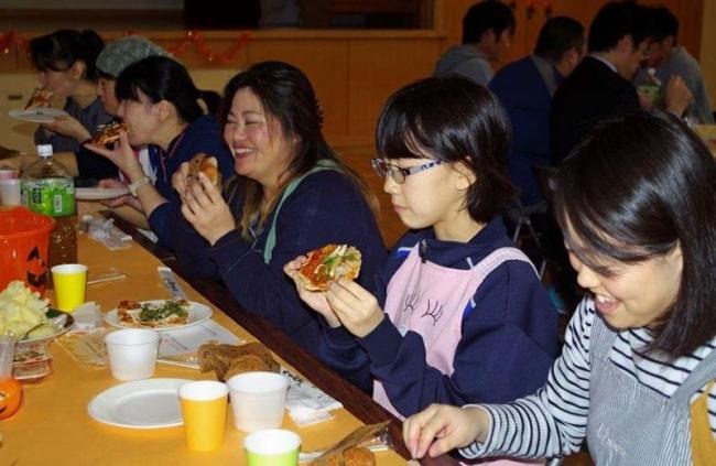1日限定「上中レストラン」 浦幌