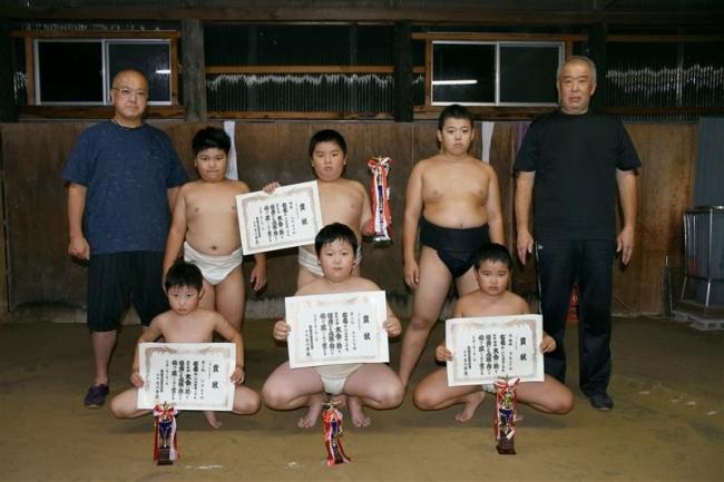西明全日本へ、十勝連盟勢活躍 道小学生相撲優勝大会