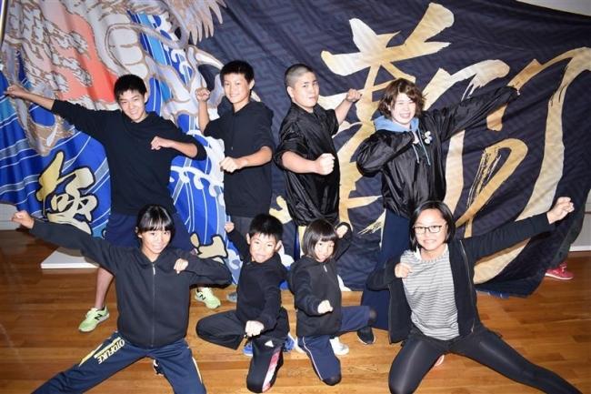 九州の被災地で演舞披露 ヨサコイの天翔童が12日から
