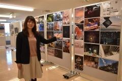 全国の在学生の作品を展示 星槎国際高移動美術展