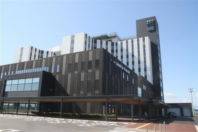 KYB免震 厚生病院も 新病院の装置「確認中」