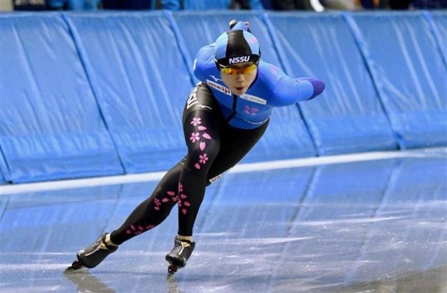 高木美1000メートル好記録V 辻は2位スケートJカップ